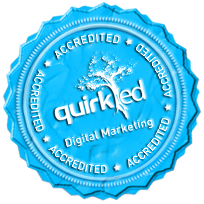 Quirk Digital Marketing Accredited