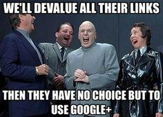 Google + Jokes